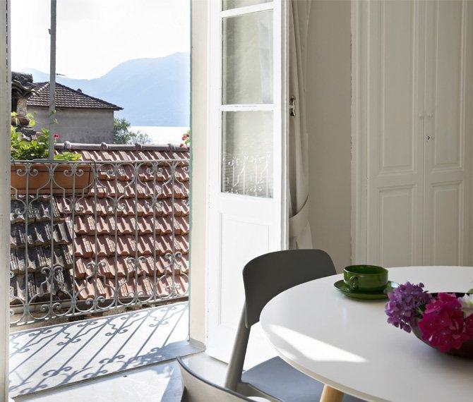 Holiday flats on Lake Maggiore: Borgo III