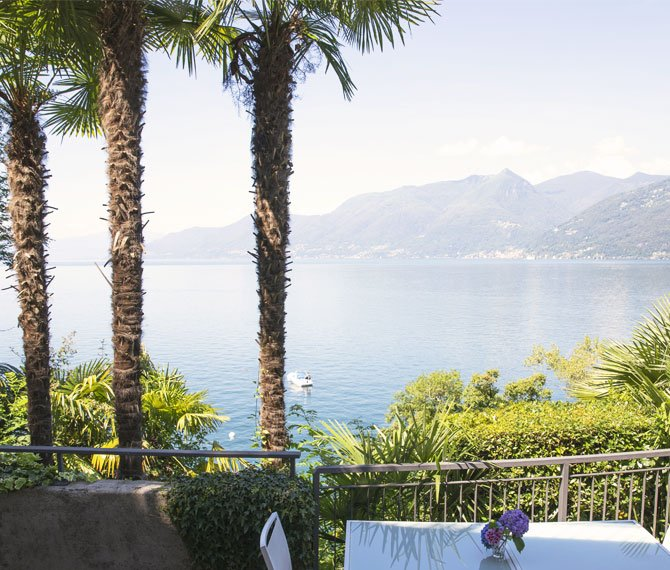 Casa Lago Maggiore with panoramic views