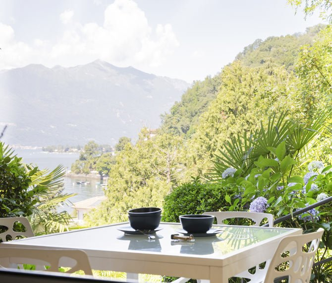 Luino self-catering flat for holidays in Lake Maggiore