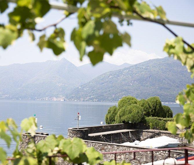 La Vigna: apartments on the shores of Lake Maggiore