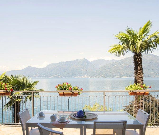 Romantic Villa Colmegna
